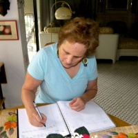 When the table turns: why do I write?