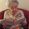 happy 98th birthday mom!